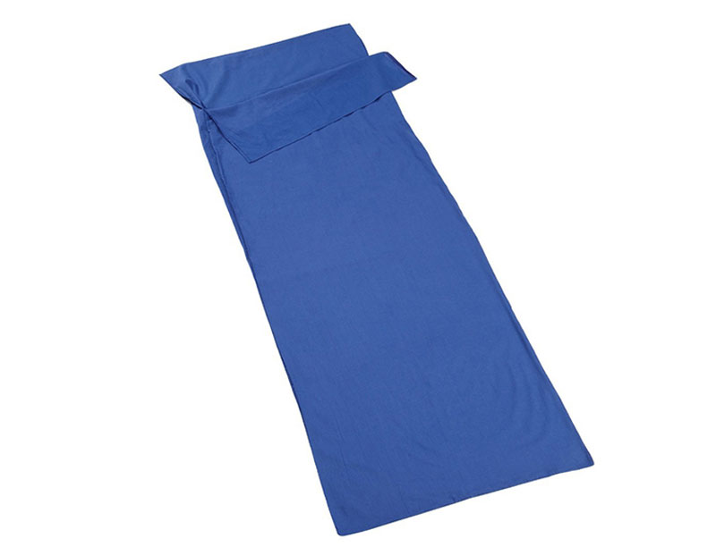 Outdoor Fleece Sleeping Bag Liner