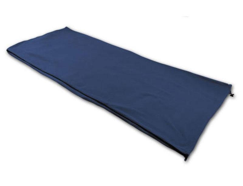 Outdoor Ultralight Envelope Microfiber Polar Fleece Sleeping Bag