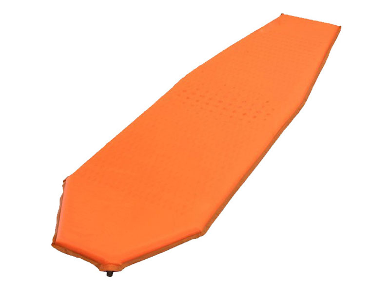 Patent Mold Self-Inflating Camping Sleeping Pad