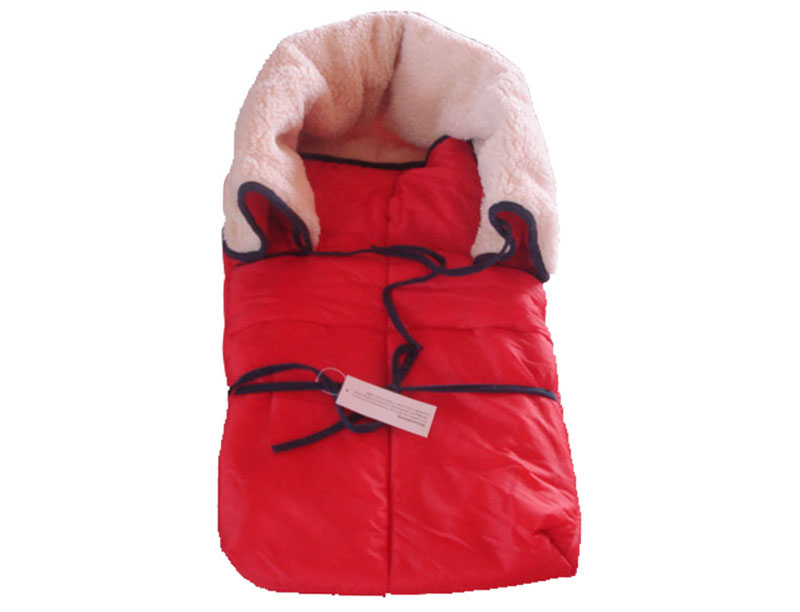 Newborn Baby Car Seat Mini Sleeping Bag With Hood