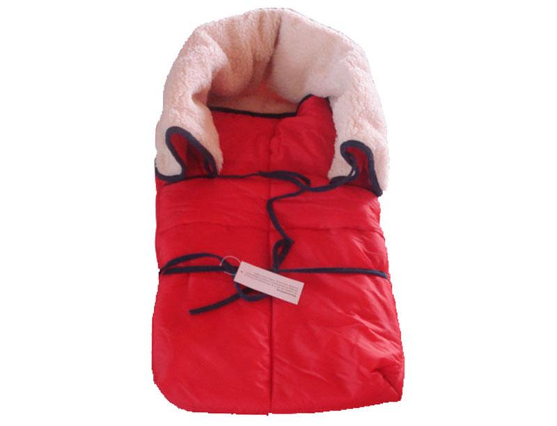 Newborn Baby Car Seat Mini Sleeping Bag With Hood
