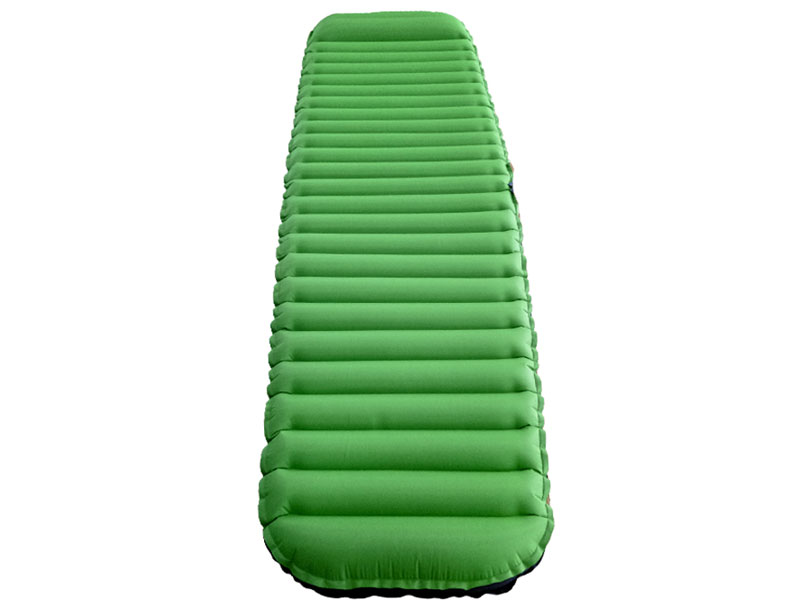 Multi-Function Self-Inflating Sleeping Pad - Sleeping Pad with Pillow, Storage Bag, Dry Bag, Pump Sack