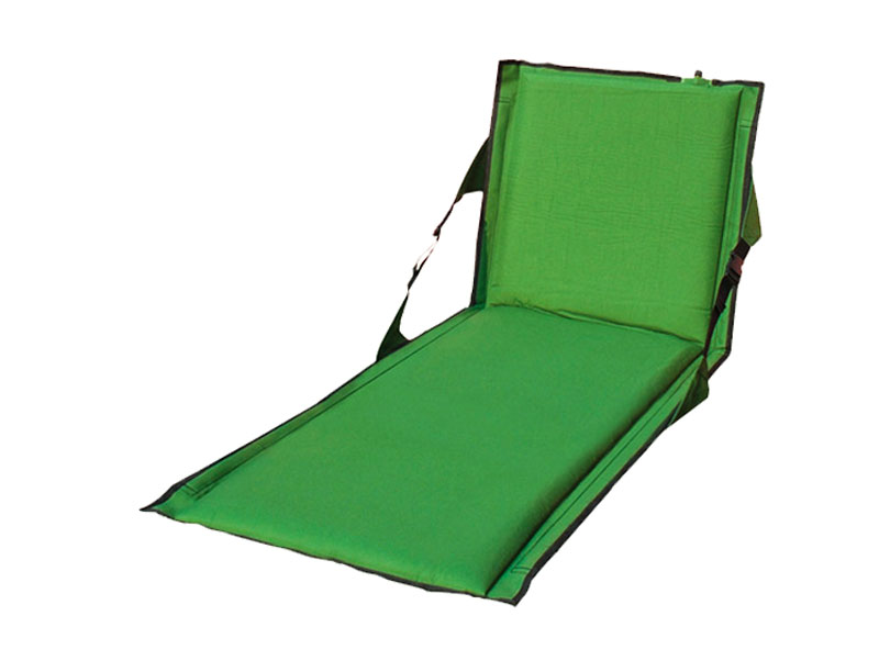 Foldable Self-Inflating Air Sleeping Pad