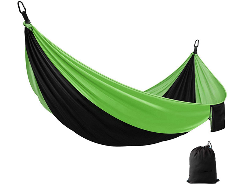 Double Size Ultralight Parachute Nylon Camping Hammock Light Weight Heavy Duty Hammock