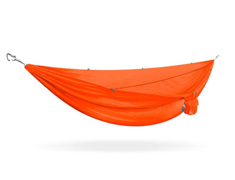 Ultralight 400 lbs Nylon Single Outdoor Sleeping Camping Hammock