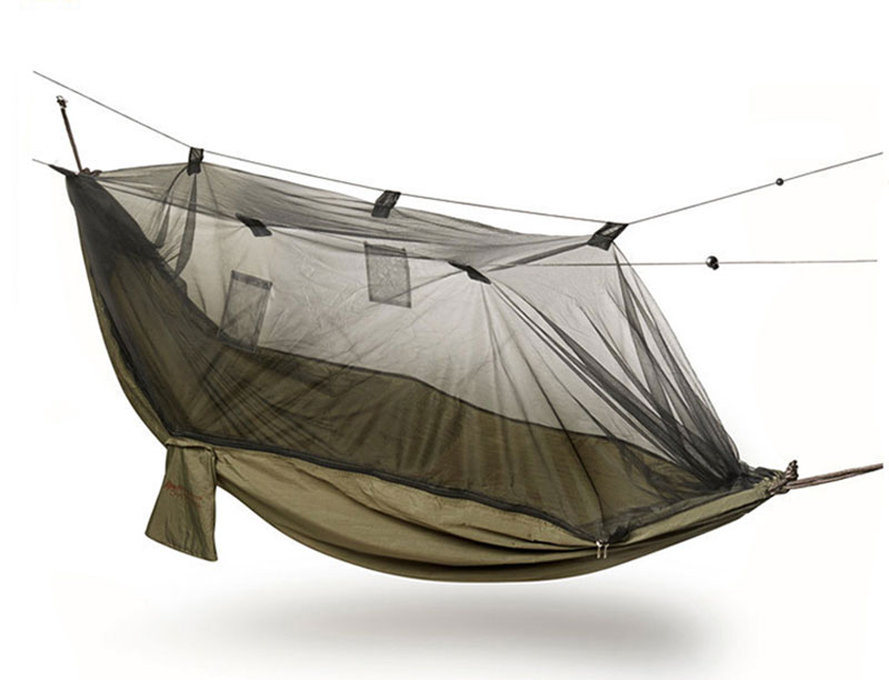 Fly Mosquito Net Jungle Hammock