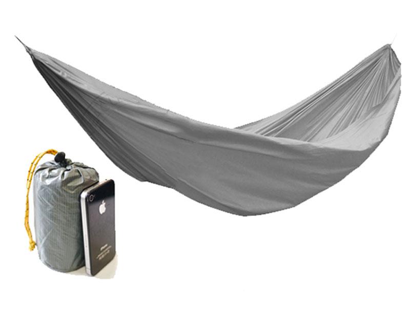 Heavy Duty 210T Nylon Parachute Fabric Hammock Light Weight Single and Double Hammock