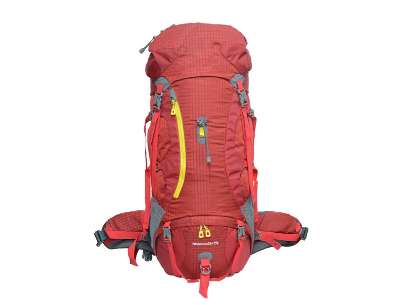 55L-75L Nylon Drybag Backpack
