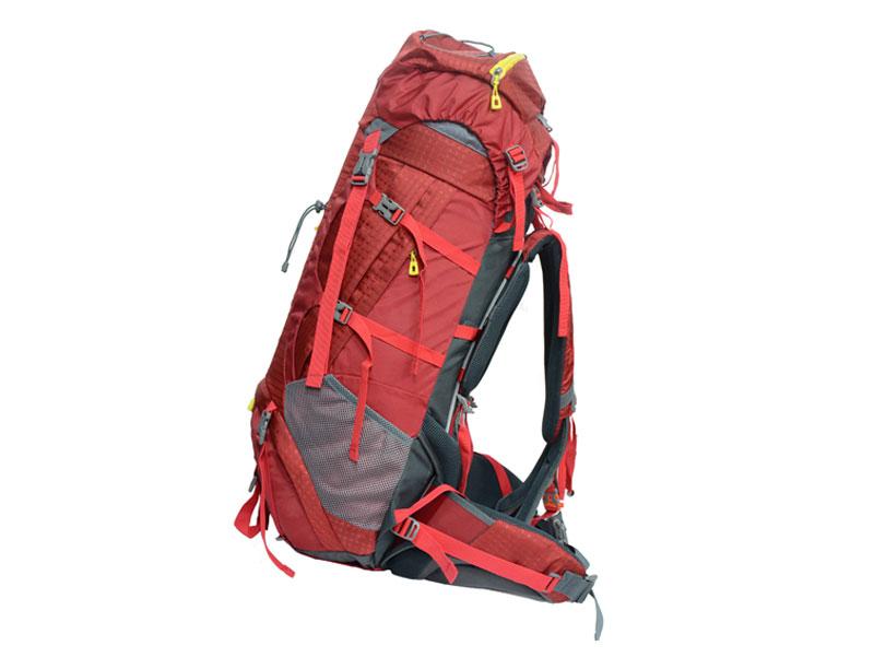 55L-75L Nylon Drybag Backpack