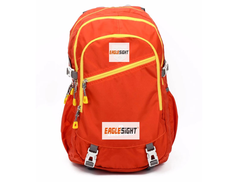 Waterproof Traveling Hiking Backpack Light Weight Backpack with External Frame