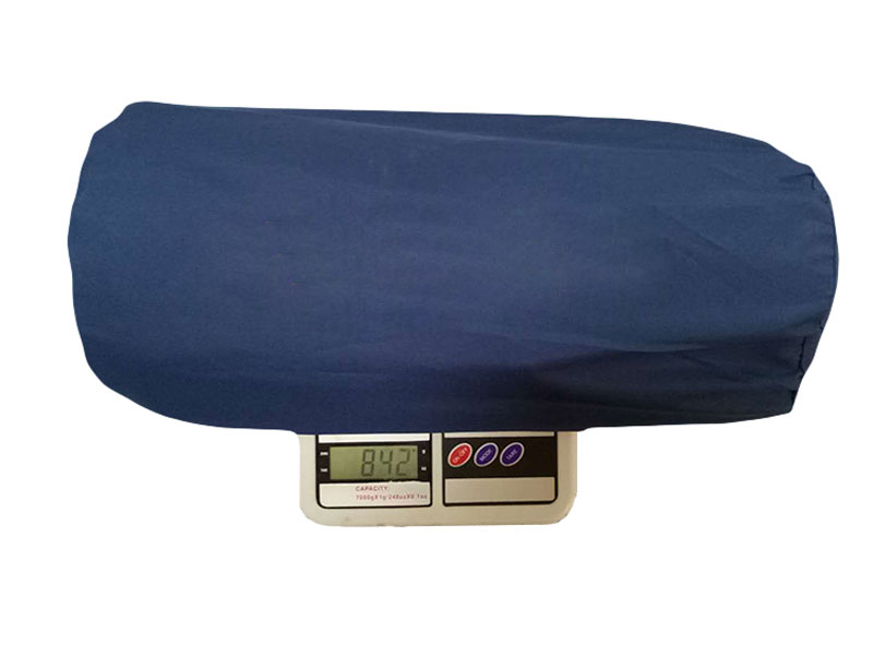 Ultralight Inflatable Rectangle Sleeping Pad with Built-In Pump