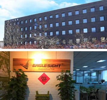 Dalian Eaglesight Corp., Ltd. - 20 Years Professional Outdoor Gears, ODM, OEM, Customization Supplier & Manufacturer